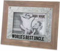 PAVILION FRAME WORLD'S BEST UNCLE