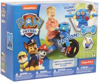 PAW PATROL LIGHTS & SOUND TRIKE
