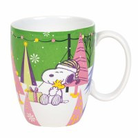 PEANUTS MUG SNOOPY WITH WOODSTOCK