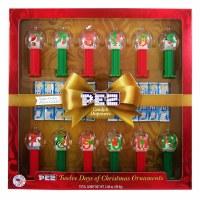 PEZ 12 DAYS OF CHRISTMAS SET