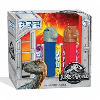 PEZ JURASSIC WORLD TWIN PACK