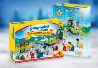 PLAYMOBIL 123 ADVENT CALENDAR FOREST