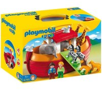 PLAYMOBIL 123 MY TAKE ALONG NOAHS ARK