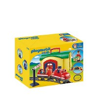 PLAYMOBIL 123 TRAIN SET