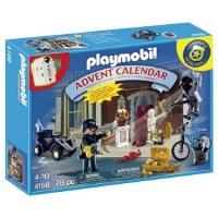 PLAYMOBIL '13 ADVENT CALENDAR POLICE