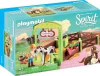 PLAYMOBIL ABIGAIL & BOOMERANG HORSE BOX