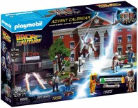 PLAYMOBIL ADVENT CALENDAR BACK TO FUTURE