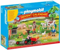 PLAYMOBIL ADVENT CALENDAR FARM