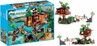 PLAYMOBIL ADVENTURE TREEHOUSE
