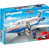 PLAYMOBIL AIRPORT PASSENGER PLANE