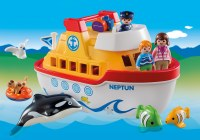 PLAYMOBIL 123 MY TAKE ALONG SHIP