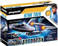 PLAYMOBIL STAR TREK ENTERPRISE NCC-1701