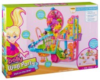 POLLY POCKET MALL ON THE WALL