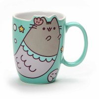 PUSHEEN MERMAID MUG 12OZ