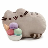 PUSHEEN SNACKABLE SUNDAE PLUSH