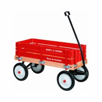 RADIO FLYER TOWN &  COUNTRY WAGON MDL 24