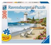 RAVENSBURGER 300pc PUZZLE SUNLIT SHORES