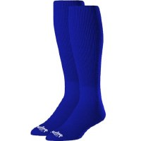RAWLINGS 2PR BASEBALL SOCKS LG ROYAL