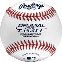 RAWLINGS BASEBALL   TVB OFFICIAL T-BALL