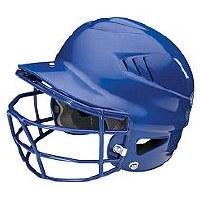 RAWLINGS BAT HELMET COOL FLO W MASK BLK