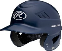 RAWLINGS COOLFLO BATTING HELMET NAVY