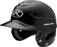 RAWLINGS TBALL HELMET COOLFLO BLACK