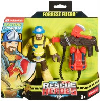 RESCUE HEROES FORREST FUEGO