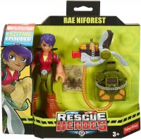 RESCUE HEROES RAE NIFOREST