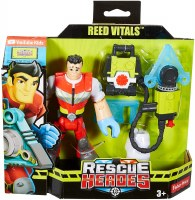 RESCUE HEROES REED VITALS