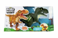 ROBO ALIVE ATTACKING T-REX