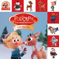 RUDOLPH LIFT THE TAB BOOK