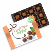 RUSSEL STOVER MINT CHOC MELTS 4oz