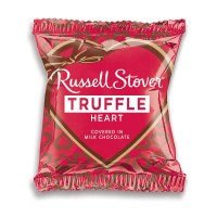 RUSSELL STOVER 1.25OZ HEART TRUFFLE