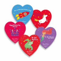RUSSELL STOVER 1.75oz MAGICAL HEART