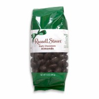 RUSSELL STOVER 12oz CHOCOLATE ALMONDS