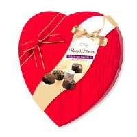 RUSSELL STOVER 14oz TRUFFLES HEART