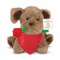 RUSSELL STOVER 3.5oz HEART W/PLUSH