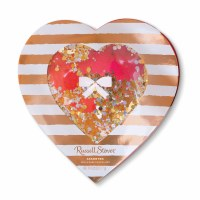 RUSSELL STOVER 6.25oz CONFETTI HEART