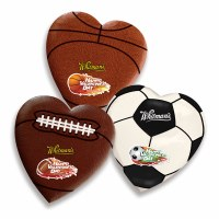 RUSSELL STOVER 6.25oz SPORTS HEART