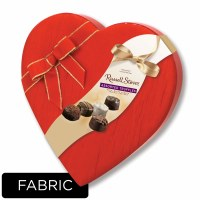RUSSELL STOVER 9.5oz TRUFFLE HEART