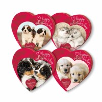 RUSSELL STOVER CANDY 3.5oz PETS HEART