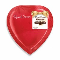RUSSELL STOVER RED FOIL HEART 4.75oz