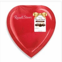 RUSSELL STOVER HEART 7oz RED FOIL