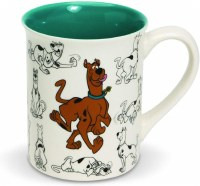 SCOOBY DOO CERAMIC MUG