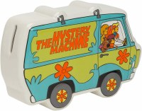 SCOOBY DOO MYSTERY MACHINE BANK