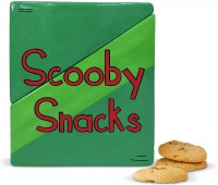 SCOOBY DOO SNACKS COOKIE JAR