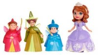 SOFIA THE FIRST ROYAL PREP FAIRIES