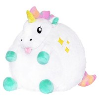 "SQUISHABLES 15"" BABY UNICORN"