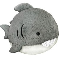 """SQUISHABLES 15"""" GREAT WHITE SHARK"""