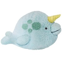"""SQUISHABLES 15"""" NARWHAL"""